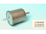 Топливный фильтр  Фильтр топливный NISSAN BLUEBIRD/SUNNY 1.3-2.0  Внутренний диаметр 1(мм): 6 Внутренний диаметр 2 (мм): 6