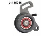 Натяжной ролик, ремень ГРМ  Ролик ГРМ MITSUBISHI GALANT 1.6 84- /LANCER 1.8 90-  Высота [мм]: 32,5 Внешний диаметр [мм]: 60 Ширина (мм): 26