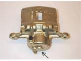 Тормозной суппорт    Диаметр [мм]: 54 Материал: Чугун для тормозного диска толщиной [мм]: 22