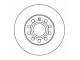 Тормозной диск  Диск торм зад GOLF 2.0/1.9TD 03-> (DF4271)  Диаметр [мм]: 256 Высота [мм]: 48,5 Тип тормозного диска: полный Толщина тормозного диска (мм): 12,0 Минимальная толщина [мм]: 9 Диаметр центрирования [мм]: 65 Число отверстий в диске колеса: 5