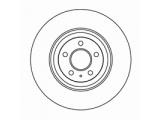 Тормозной диск  Диск торм.пер.Q5 2.0-3.2 08  Диаметр [мм]: 345 Высота [мм]: 51,8 Тип тормозного диска: вентилируемый Толщина тормозного диска (мм): 30,0 Минимальная толщина [мм]: 28 Диаметр центрирования [мм]: 68 Число отверстий в диске колеса: 5