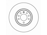 Тормозной диск  Диск торм пер вент ASTRA G/H/ZAFIRA(DF4246BP)  Диаметр [мм]: 308 Высота [мм]: 42 Тип тормозного диска: вентилируемый Толщина тормозного диска (мм): 25,0 Минимальная толщина [мм]: 22 Диаметр центрирования [мм]: 70 Число отверстий в диске колеса: 5
