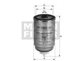 Топливный фильтр  Фильтр топливный VAG A4/A6/PASSAT 1.9 TDI  Внешний диаметр [мм]: 81 Внутренний диаметр 1(мм): 60 Внутренний диаметр 2 (мм): 69 Размер резьбы на выходе: M 16 X 1.5 Высота [мм]: 158,5