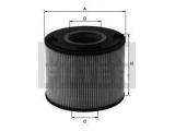Топливный фильтр  Фильтр топливный VAG OCTAVIA/PASSAT/TOURAN 1.9/2.0 TDI  Внешний диаметр [мм]: 78 Внутренний диаметр: 12 Высота [мм]: 136