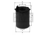 Масляный фильтр  Фильтр масляный VAG A4/A5/A6/Q7/TOUAREG/CAENNE 2.7-6.0 TDI  Внешний диаметр [мм]: 72 Внутренний диаметр: 29 Внутренний диаметр 1(мм): 29 Наружный диаметр 1 [мм]: 76 Высота [мм]: 200