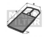 Воздушный фильтр  Фильтр воздушный BMW E87/E90/E89 3.5 06-  Длина [мм]: 356 Ширина (мм): 286 Высота [мм]: 37