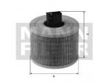 Воздушный фильтр  Фильтр воздушный BMW E90 325-330 05-  Внешний диаметр [мм]: 176 Высота [мм]: 173,6
