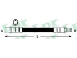 Тормозной шланг  Шланг тормозной М10х1х200mm зад A4 (F14044)  Длина [мм]: 185 для артикула №: 6T46788 Размер резьбы 1: F 10 X 1 Размер резьбы 2: M 10 X 1