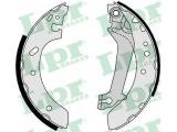 Комплект тормозных колодок  Колодки торм.бар.FORD ESCORT/FIESTA/ORION 1.3-1.8D 90-00  Диаметр [мм]: 203 Ширина (мм): 38 для артикула №: 07155