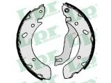 Комплект тормозных колодок  Вентилятор радиатора AUDI/VW 80/GOLF I/II/JETTA I/II/POLO 200/120  Диаметр [мм]: 203,2 Ширина (мм): 39 для артикула №: 06990