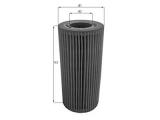 Масляный фильтр  Фильтр масляный AUDI A4/A5/A6/A8/Q5 2.4-3.2 04-  Высота [мм]: 155 диаметр 2 (мм): 31 Внешний диаметр [мм]: 63,5