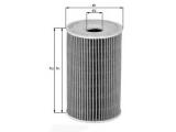 Масляный фильтр    Высота 1 [мм]: 84 диаметр 2 (мм): 36,1 Внешний диаметр [мм]: 67,5