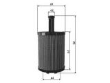 Масляный фильтр  Фильтр масляный OPEL ASTRA G/VECTRA B/INSIGNIA/ZAFIRA 2.0T/2.2  Высота [мм]: 89,5 Высота 1 [мм]: 67 диаметр 2 (мм): 10 диаметр 4 (мм): 48,5 Внешний диаметр [мм]: 61,5