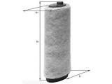 Воздушный фильтр  Фильтр воздушный BMW E46/E39 2.0D  Качество: a Высота [мм]: 366 диаметр 2 (мм): 109 диаметр 3 (мм): 121 Внешний диаметр [мм]: 147,8 Исполнение фильтра: Фильтр-патрон
