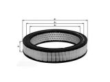 Воздушный фильтр  Фильтр воздушный MITSUBISHI GALANT -83  Высота [мм]: 60 диаметр 2 (мм): 193 диаметр 4 (мм): 220 Внешний диаметр [мм]: 247 Исполнение фильтра: Фильтр-патрон
