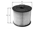 Топливный фильтр  Фильтр топливный OPEL ASTRA H/OMEGA B/MERIVA 1.7D/2.2D  Высота [мм]: 90 Высота 1 [мм]: 90 диаметр 2 (мм): 20 Внешний диаметр [мм]: 71,5