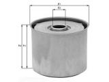 Топливный фильтр  Фильтр топливный VAG/PEUGEOT/CITROEN/FIAT/SUZUKI/FORD  Высота 1 [мм]: 70 диаметр 2 (мм): 19 Внешний диаметр [мм]: 88 Исполнение фильтра: Фильтр-патрон