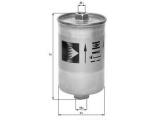 Топливный фильтр  Фильтр топливный FORD/VOLVO/SAAB  Высота [мм]: 132 Высота [мм]: 152 Внешний диаметр [мм]: 80,5 Размер резьбы 1: M12x1,5 Размер резьбы 2: M14x1,5
