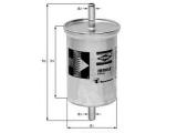 Топливный фильтр  Фильтр топливный NISSAN PRIMERA/ALMERA/MAXIMA/MICRA  Высота [мм]: 125 Высота [мм]: 85 диаметр 2 (мм): 8 диаметр 3 (мм): 8 Внешний диаметр [мм]: 54,9