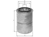 Топливный фильтр  Фильтр топливный MITSUBISHI COLT/GALANT D/TD/TDI  Диаметр [мм]: 79,5 Высота [мм]: 122 Размер резьбы: M20x1,5 диаметр 2 (мм): 62 Исполнение фильтра: Накручиваемый фильтр