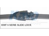 Щетка стеклоочистителя  Щётка с/о 400мм FLATE BLADE Side-lock  Длина [мм]: 400 вариант оснащения: Flatblade Slidelock