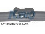 Щетка стеклоочистителя  Щётка с/о 475мм FLATE BLADE Pushlock  Длина [мм]: 475 вариант оснащения: Flatblade Pushlock