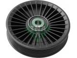 Паразитный / ведущий ролик, поликлиновой ремень  Ролик ремня приводного MB SPRINTER/OPEL VECTRA C/ZAFIRA 2.0D/2.2D  Внешний диаметр [мм]: 109 Ширина (мм): 22,6