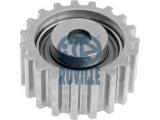 Паразитный / Ведущий ролик, зубчатый ремень  Ролик ремня ГРМ FORD ESCORT/MONDEO 1.8D  Внешний диаметр [мм]: 56,2 Ширина (мм): 25,4 Число зубцов: 19