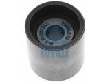 Паразитный / Ведущий ролик, зубчатый ремень  Ролик ремня ГРМ AUDI A3/4/6 G4 BORA VW PASSAT 1.6D/1.8T/1.9D  Внешний диаметр [мм]: 28 Ширина (мм): 29
