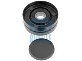 Натяжной ролик, поликлиновой  ремень  Ролик ремня приводного AUDI A4/A6/A8 2.5 TDI  Внешний диаметр [мм]: 76 Ширина (мм): 25
