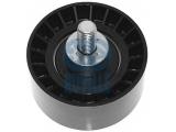 Паразитный / Ведущий ролик, зубчатый ремень  Ролик ремня ГРМ DAEWOO NEXIA/LACETTI 1.4-1.6  Внешний диаметр [мм]: 64 Ширина (мм): 29