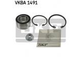 Комплект подшипника ступицы колеса  Подшипник ступ.VW GOLF III/PASSAT 93-97 пер.(2E/AAA/AFN)  Внешний диаметр [мм]: 72,1 Внутренний диаметр: 40 Ширина (мм): 37