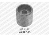Паразитный / Ведущий ролик, зубчатый ремень  Ролик ремня ГРМ AUDI A3/4/6 G4 BORA VW PASSAT 1.6D/1.8T/1.9D  Диаметр [мм]: 28,5 Ширина (мм): 29