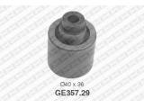 Паразитный / Ведущий ролик, зубчатый ремень  Ролик ремня ГРМ AUDI A3/A4/VW GOLF 4/PASSAT 1.4-2.0D  Диаметр [мм]: 40 Ширина (мм): 36