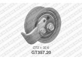 Натяжной ролик, ремень ГРМ  Ролик ремня ГРМ AUDI A4/A6/VW PASSAT 1.8  Диаметр [мм]: 72 Ширина (мм): 32,6