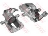 Тормозной суппорт  Суппорт торм.AUDI A4 1.6-2.8 95-01 зад.лев.  Тип тормозного суппорта: автоматическая регулировка Материал: Чугун ограничение производителя: TRW диаметр 1 (мм): 38
