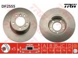 Тормозной диск  Диск тормозной BMW E34 518-525TDS 88-97 передний не вент.  Тип тормозного диска: полный Диаметр [мм]: 302 Толщина тормозного диска (мм): 11,8 Минимальная толщина [мм]: 10,4 Диаметр центрирования [мм]: 79 Высота [мм]: 76 Количество отверстий: 5 Размер резьбы: 15 Ø фаски 2 [мм]: 120