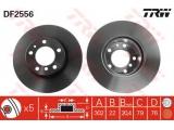 Тормозной диск  Диск торм.пер.вент.E34/E32 88-97 (561478J)  Тип тормозного диска: вентилируемый Диаметр [мм]: 302 Толщина тормозного диска (мм): 22 Минимальная толщина [мм]: 20,4 Диаметр центрирования [мм]: 79 Высота [мм]: 76 Количество отверстий: 5 Размер резьбы: 14,6 Ø фаски 2 [мм]: 120 Обработка: Высокоуглеродистый
