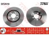 Тормозной диск  Диск торм. VW PASSAT/GOLF 3/VENTO 1.9/2.0/2.8 передн. вент. . 1 ш  Тип тормозного диска: вентилируемый Диаметр [мм]: 280 Толщина тормозного диска (мм): 22 Минимальная толщина [мм]: 20 Диаметр центрирования [мм]: 65 Высота [мм]: 28,4 Количество отверстий: 5 Размер резьбы: 15,7 Ø фаски 2 [мм]: 100 Дополнительный артикул / Доп. информация 2: с винтами