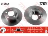 Тормозной диск  Диск тормозной AUDI A100 91>94/A6 95>05/VW PASSAT 97>05 задний  Тип тормозного диска: полный Диаметр [мм]: 245 Толщина тормозного диска (мм): 10 Минимальная толщина [мм]: 8 Диаметр центрирования [мм]: 68 Высота [мм]: 64 Размер резьбы: 15 Количество отверстий: 5 Ø фаски 2 [мм]: 112