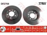 Тормозной диск  Диск торм пер вент G3/PASSAT VR6 (561856J)  Тип тормозного диска: вентилируемый Диаметр [мм]: 287,7 Толщина тормозного диска (мм): 25 Минимальная толщина [мм]: 23 Диаметр центрирования [мм]: 65 Высота [мм]: 28,4 Количество отверстий: 5 Размер резьбы: 15,7 Ø фаски 2 [мм]: 100