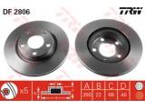 Тормозной диск  Диск тормозной AUDI A4 95>/VOLKSWAGEN PASSAT 97>00 передний вент.  Тип тормозного диска: вентилируемый Диаметр [мм]: 280 Толщина тормозного диска (мм): 22 Минимальная толщина [мм]: 20 Диаметр центрирования [мм]: 68 Высота [мм]: 46,4 Количество отверстий: 5 Размер резьбы: 15,5 Ø фаски 2 [мм]: 112