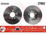 Тормозной диск  Диск торм пер вент E34 2.5 91-97 (561990J)  Тип тормозного диска: вентилируемый Диаметр [мм]: 296 Толщина тормозного диска (мм): 28 Минимальная толщина [мм]: 26,4 Диаметр центрирования [мм]: 79 Высота [мм]: 55 Количество отверстий: 5 Размер резьбы: 14,5 Ø фаски 2 [мм]: 104