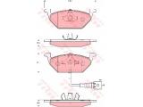 Комплект тормозных колодок, дисковый тормоз  Колодки тормозные AUDI A3 >03/VW G4/G5/SKODA OCTAVIA 1.4/1.6/1.9D  Длина [мм]: 146 Толщина [мм]: 19 Высота [мм]: 54,7 ограничение производителя: ATE проверочное значение: E9 90R 027004