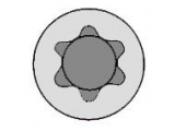 Комплект болтов головки цилидра  Болты ГБЦ OPEL 1.2L ECOTEC  Длина [мм]: 119 Размер резьбы: M8 Профиль головки болта: внешний Torx