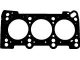 Прокладка, головка цилиндра  Прокладка ГБЦ AUDI/VW 2.5TD 3м. 1.20мм 97-  Толщина [мм]: 1,2 Конструкция прокладка: Прокладка металлическая уплотняющая Количество отверстий: 3 Диаметр [мм]: 79