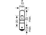 Лампа накаливания, фонарь указателя поворота; Лампа накаливания, фонарь сигнала торможения; Лампа накаливания, задняя противотум  ЛАМПА OSRAM H21W 12V (21W) BAY9s СТОП  Тип ламп: H21Вт Напряжение [В]: 12 Номинальная мощность [Вт]: 21 Исполнение патрона: BAY9s Тип ламп: H21Вт Напряжение [В]: 12 Номинальная мощность [Вт]: 21 Исполнение патрона: BAY9s Тип ламп: H21Вт Напряжение [В]: 12 Номинальная мощность [Вт]: 21 Исполнение патрона: BAY9s Тип ламп: H21Вт Напряжение [В]: 12 Номинальная мощность [Вт]: 21 Исполнение патрона: BAY9s Тип ламп: H21Вт Напряжение [В]: 12 Номинальная мощность [Вт]: 21 Исполнение патрона: BAY9s Тип ламп: H21Вт Напряжение [В]: 12 Номинальная мощность [Вт]: 21 Исполнение патрона: BAY9s Тип ламп: H21Вт Напряжение [В]: 12 Номинальная мощность [Вт]: 21 Исполнение патрона: BAY9s Тип ламп: H21Вт Напряжение [В]: 12 Номинальная мощность [Вт]: 21 Исполнение патрона: BAY9s Тип ламп: H21Вт Напряжение [В]: 12 Номинальная мощность [Вт]: 21 Исполнение патрона: BAY9s Тип ламп: H21Вт Напряжение [В]: 12 Номинальная мощность [Вт]: 21 Исполнение патрона: BAY9s