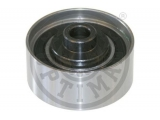 Паразитный / Ведущий ролик, зубчатый ремень  Обводной ролик ремня ГРМ  Внешний диаметр [мм]: 65 Ширина (мм): 28,5 Высота [мм]: 34,5 Вес [кг]: 0.280