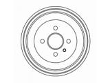 Тормозной барабан  Барабан тормозной  Диаметр барабана: 230,0 Внутрен. высота торм. барабана [мм]: 50 Общ. высота торм. барабана [мм]: 65,5 Число отверстий в диске колеса: 4