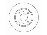 Тормозной диск  Диск тормозной MITSUBISHI GALANT VI 96>04/LANCER 03> передний вен  Диаметр [мм]: 276 Высота [мм]: 46,3 Тип тормозного диска: вентилируемый Толщина тормозного диска (мм): 26,0 Минимальная толщина [мм]: 24,4 Диаметр центрирования [мм]: 68,7 Число отверстий в диске колеса: 4
